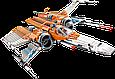 75273 Lego Star Wars Истребитель типа Х По Дамерона, Лего Звездные Войны, фото 3