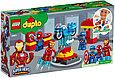 10921 Lego Duplo Лаборатория супергероев, Лего Дупло, фото 2