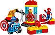 10921 Lego Duplo Лаборатория супергероев, Лего Дупло, фото 3