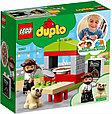 10927 Lego Duplo Киоск-пиццерия, Лего Дупло, фото 2