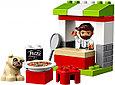 10927 Lego Duplo Киоск-пиццерия, Лего Дупло, фото 3