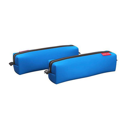 Пенал квадро mini ErichKrause® 210x50x50мм Lilac, фото 2