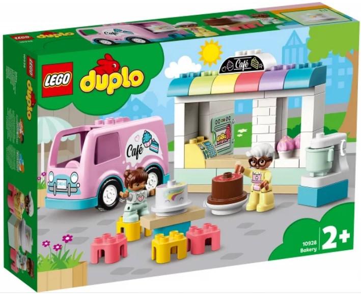 10928 Lego Duplo Пекарня, Лего Дупло