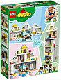 10929 Lego Duplo Модульный игрушечный дом, Лего Дупло, фото 2