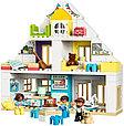 10929 Lego Duplo Модульный игрушечный дом, Лего Дупло, фото 3