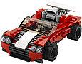 31100 Lego Creator Спортивный автомобиль, Лего Креатор, фото 3