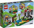 21158 Lego Minecraft Питомник панд, Лего Майнкрафт, фото 2