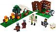 21159 Lego Minecraft Аванпост разбойников, Лего Майнкрафт, фото 3