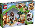 21160 Lego Minecraft Патруль разбойников, Лего Майнкрафт, фото 2