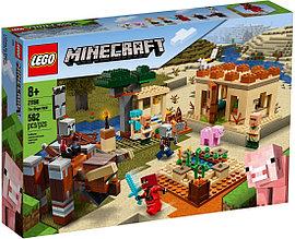 21160 Lego Minecraft Патруль разбойников, Лего Майнкрафт