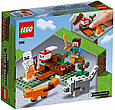 21162 Lego Minecraft Приключения в тайге, Лего Майнкрафт, фото 2