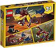 31102 Lego Creator Огненный дракон, Лего Креатор, фото 2