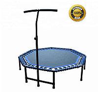 Фитнес батут Get Jump Blue с нагрузкой до 120 кг