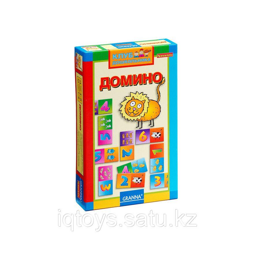 Настольная игра Домино Бондибон (Bondibon)