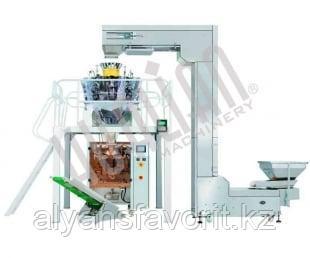 HLWP-1300 Автоматическая комбинированная машина для взвешивания и упаковки, фото 2
