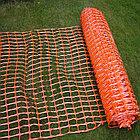Аварийное ограждение сетка оранжевая +77079960093, фото 5