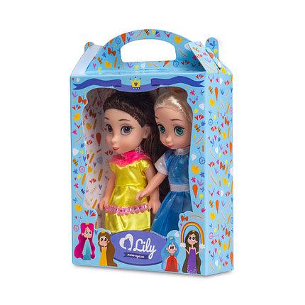 Набор мини-кукол Lily 8229, фото 2