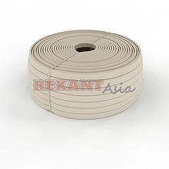 Трубка кембрик ТВ-40,ПВХ ,d=5 мм, (бухта 300м.), (49-5005) REXANT
