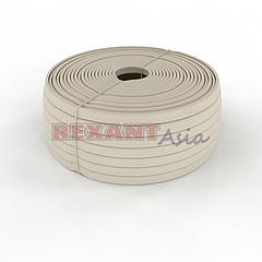 Трубка кембрик ТВ-40,ПВХ ,d=4 мм, (бухта 400м.), (49-5004) REXANT