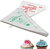 Мешки кондитерские одноразовые размер L (40 см), 100 шт