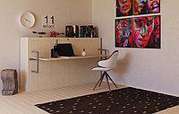 """Шкаф-кровать-стол трансформер """"Arlanda"""" (ШКСГн), фото 1"""