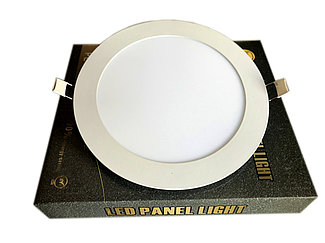 Круглый встраиваемый LED светильник PLATO 12 W