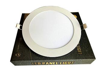 Круглый встраиваемый LED светильник PLATO 6 W