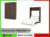 Шкаф кровать вертикальная ШКВ