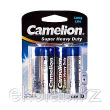 Батарейка CAMELION Super Heavy Duty R20P-BP2B