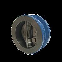 Клапан обратный двухстворчатый GENEBRE DN 80
