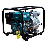 Мотопомпа бензиновая Alteco Professional AWP80T