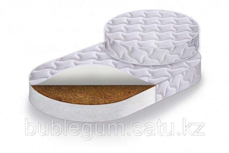 """Комплект матрасов в кровать-трансформер Круг+Овал Caramelia """"Kit RingCocos"""""""
