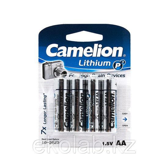 Батарейка CAMELION Lithium P7 FR6 4шт