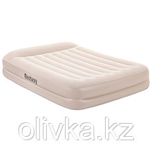 Кровать надувная Queen, 203 x 152 x 42 см, со встроенным электронасосом, 67696 Bestway