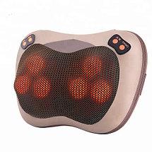 Массажная подушка многофункциональная 3D с инфракрасным излучением JINKAIRUI R6, фото 2