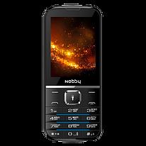 Мобильный телефон Nobby 310 черно-синий
