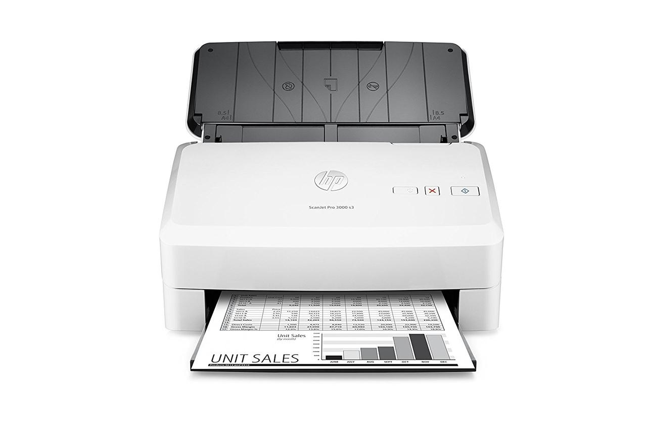 Сканер HP Europe ScanJet Pro 3000 S3 (L2753A)