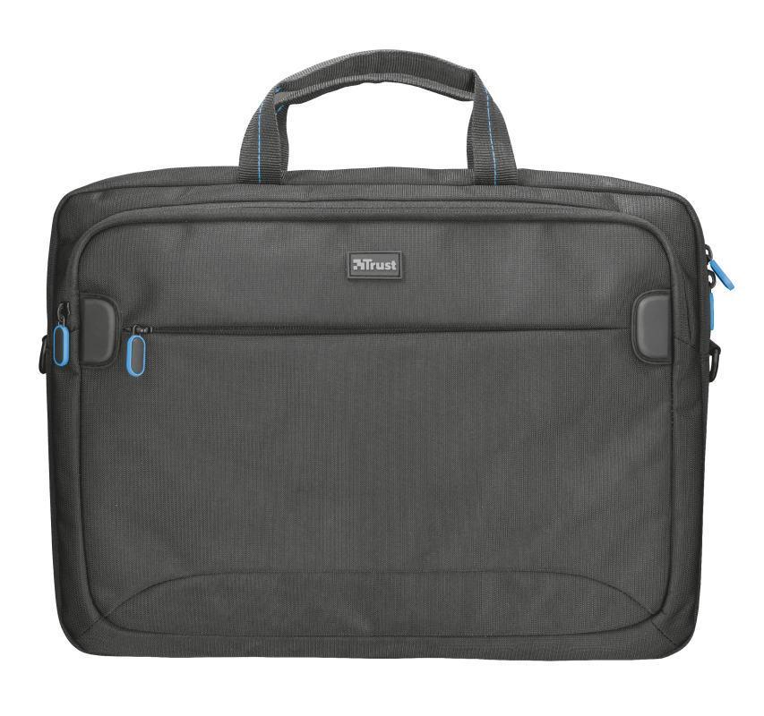 """Сумка для ноутбука Trust Marra Carry 17.3"""" черный"""