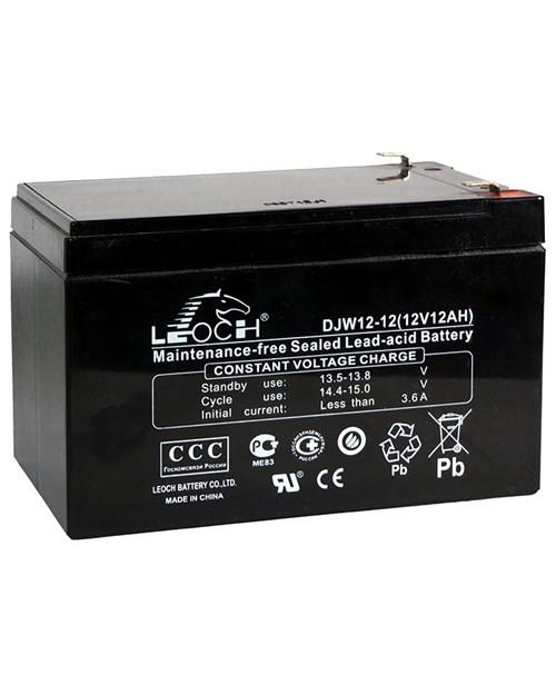 Leoch батарея для ИБП 12V/12Ah