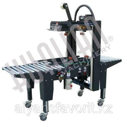 FXJ-5050Q Пневматическая машина для заклейки картонных коробок, фото 2