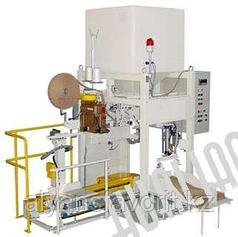 Автоматическая линия для фасовки сыпучих продуктов GD-800