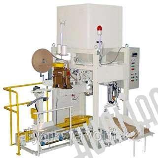 Автоматическая линия для фасовки сыпучих продуктов GD-800, фото 2