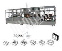 Автоматическая упаковочная линия для сборки, укладки и заклейки коробов CZF