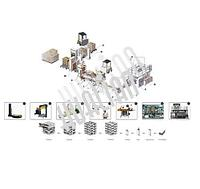 Автоматическая упаковочная машина для мешков XFB