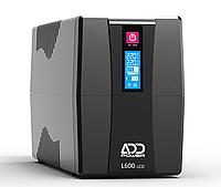 Источник Бесперебойного питания (ИБП) ADD POWER L1000-LCD, фото 1