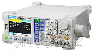 Двухканальный DDS функциональный генератор сигналов произвольной формы MATRIX MFG-2140 (40 МГц)