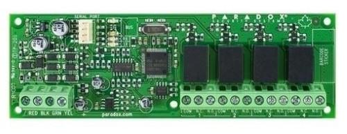 PGM4 - Модуль программируемых выходов.
