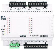 ZX16D -  16-ти зонный модуль расширения.