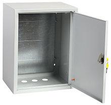 ЩМП-2-1 - Щит распределительный со съемной монтажной панелью. 500х400х150.