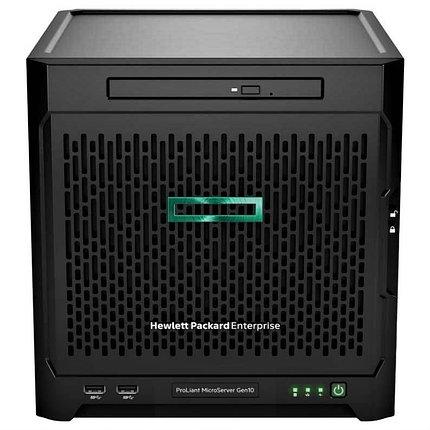 Hewlett Packard Enterprise ProLiant MicroServer Gen10 (873830-421), фото 2